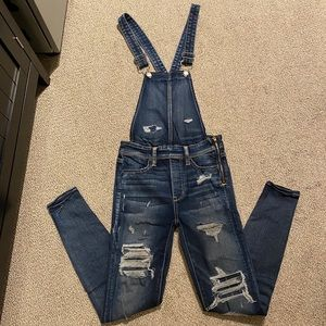 AEO Overall Jeggings